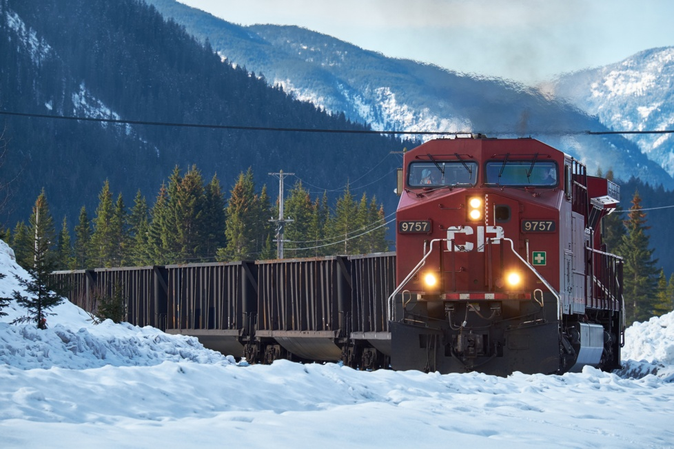 Stock story: Canadian Pacific Railway