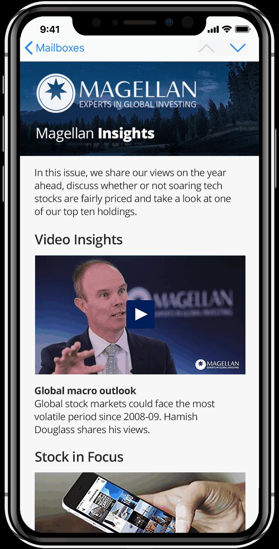 Magellan Global Fund - Magellan Financial Group